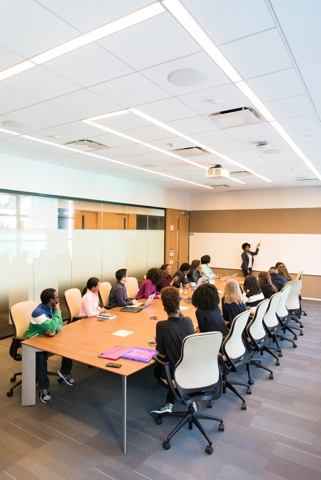 Animer une réunion en anglais