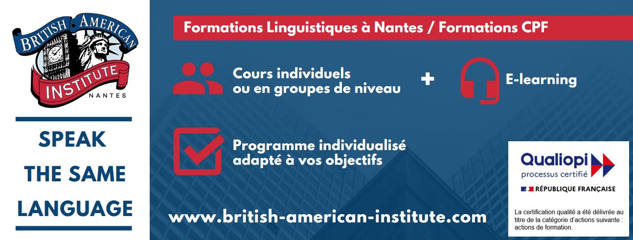 British American Institute Nantes