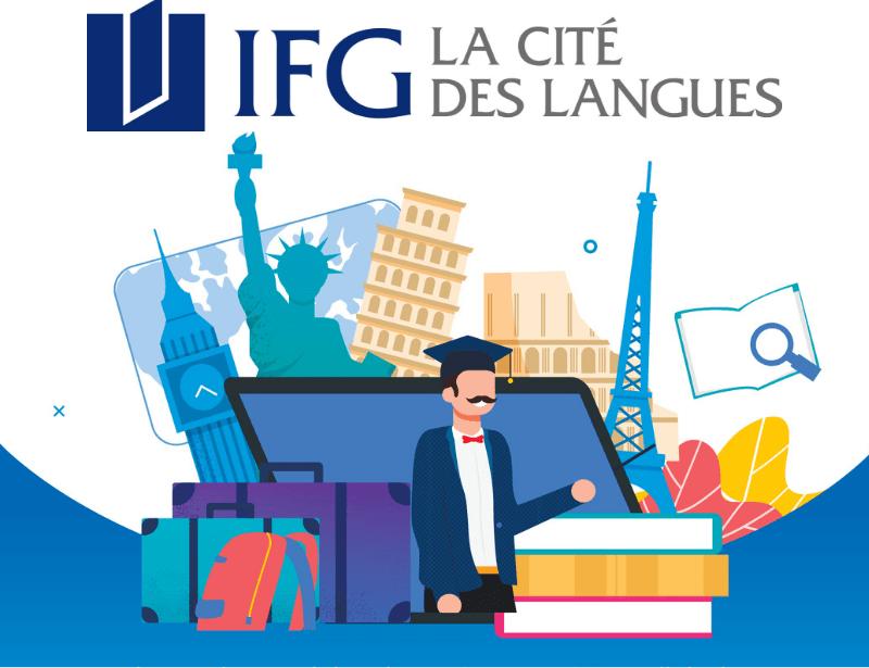 IFG La Cité des langues à Bordeaux